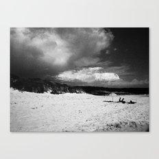 Doomsday Beach Canvas Print