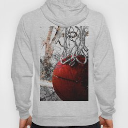 Basketball and net vs 5 Hoody