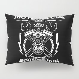 Motorcycle club Pillow Sham