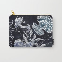 A Smack of Jellyfish Carry-All Pouch