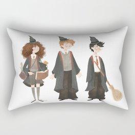 Ickle firsties Rectangular Pillow