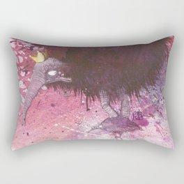 king of the killerkiwis Rectangular Pillow