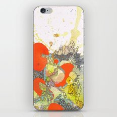 Orange Pathway iPhone & iPod Skin