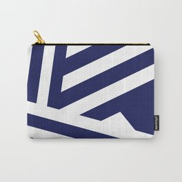 Nautical Stripes Carry-All Pouch