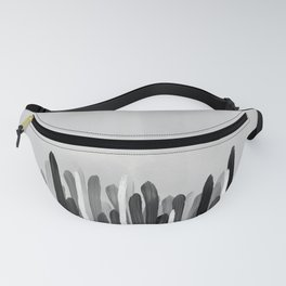 Neutral Painted Fanny Pack
