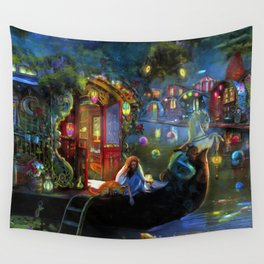 Wanderer's Cove Wall Tapestry