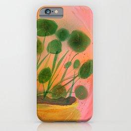 Pilea iPhone Case