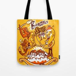 Banana Split Tote Bag