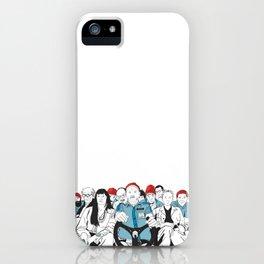 Zizou iPhone Case