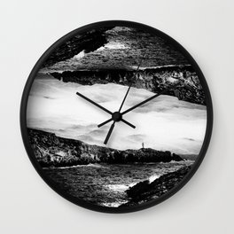 Let me collide Wall Clock