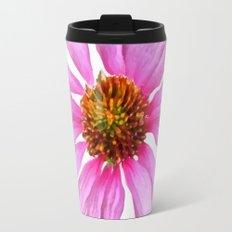 Pink Flower 27 Travel Mug