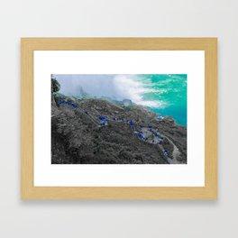 Niagra USA USA USA Framed Art Print