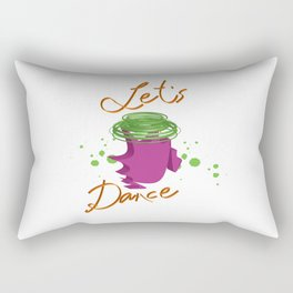 Let's Dance Rectangular Pillow