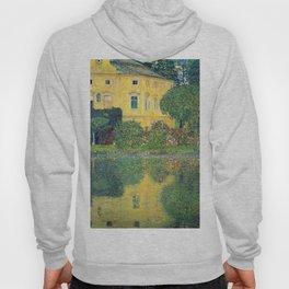 "Gustav Klimt ""Schloss Kammer on the Attersee IV"" Hoody"