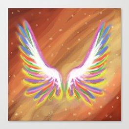 Avian Magic Canvas Print