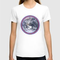 earth T-shirts featuring Earth by Spooky Dooky