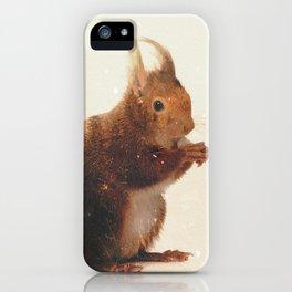 Veluwe: Squirrel iPhone Case