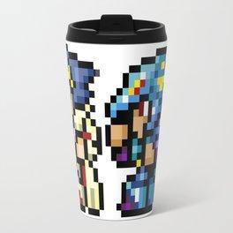 Final Fantasy II - Cecil and Kain Travel Mug