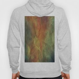 Crumpled Paper Textures Colorful P 415 Hoody