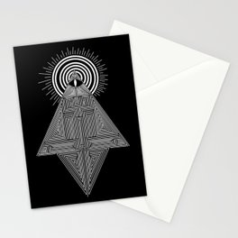 The Sun King Stationery Cards