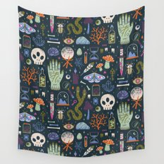 Curiosities Wall Tapestry