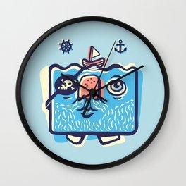 Sailor Man Wall Clock