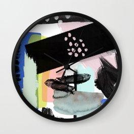 Abstract Modern No. 29 Wall Clock