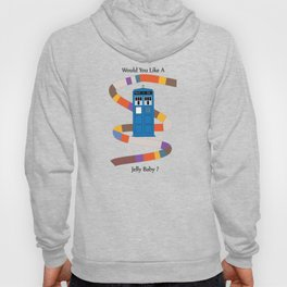 Would You Like A Jelly Baby? Hoody