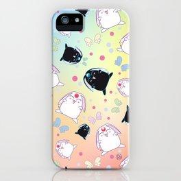 Mokona's Pattern iPhone Case