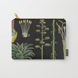 Botanical Pineapple Carry-All Pouch