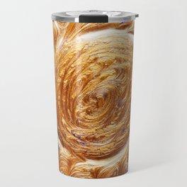 Sun in Space Travel Mug