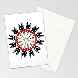 KIKI MANDALA Stationery Cards