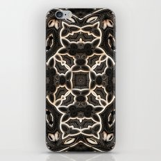 Four-sided Grey Pattern iPhone & iPod Skin