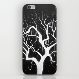 The Lost Tree iPhone Skin