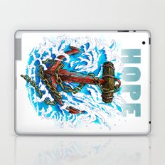Hope is my Anchor Laptop & iPad Skin