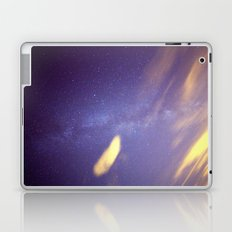 Cloudy with a Chance of Milky Way Laptop & iPad Skin