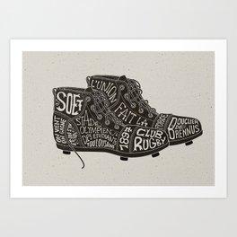 SOET Art Print