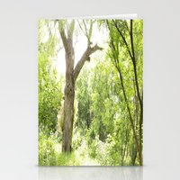 narnia Stationery Cards featuring NARNIA - The Forest  by Lord Elion