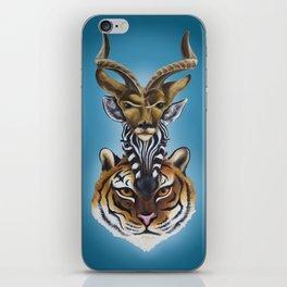 Totem II iPhone Skin