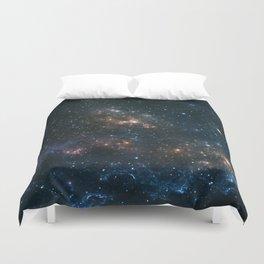 Stars and Nebula Duvet Cover