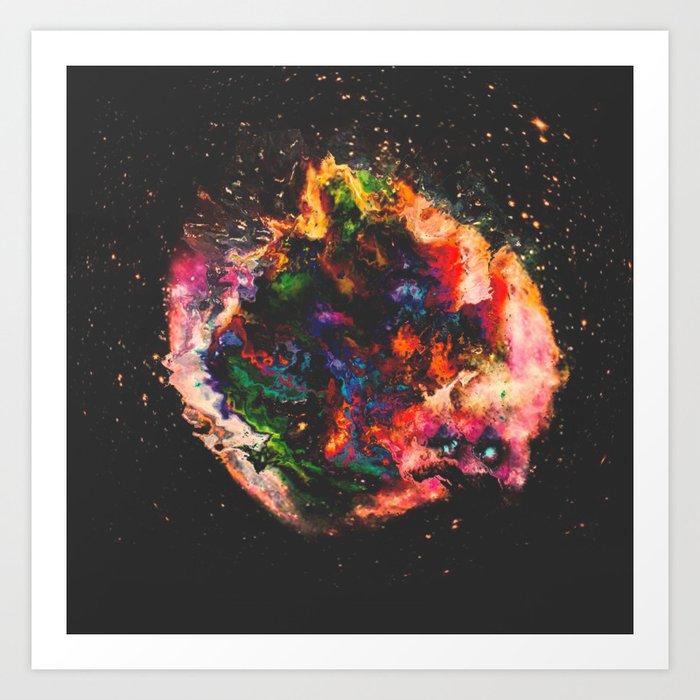 Gula Art Print