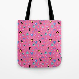 Sound of the 80's Tote Bag