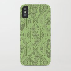 Antique Ogee Slim Case iPhone X