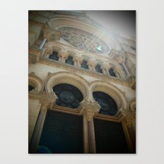 Eldridge Street Synagogue Canvas Print
