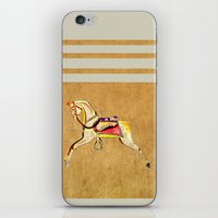 victorian iPhone & iPod Skins featuring Victorian by LittleBirds