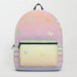 Pattern butterfly 184 Backpack
