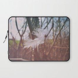 Soft Hello Laptop Sleeve
