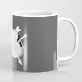 Abstract Rumination Coffee Mug