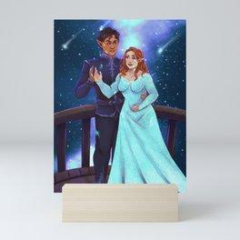 Starfall Mini Art Print