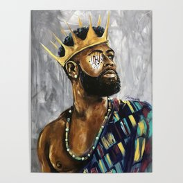 Naturally King III Poster
